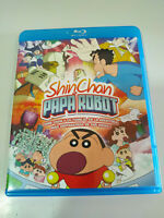 Shin Chan Papa Robot 2014 - Blu-Ray Español Japones