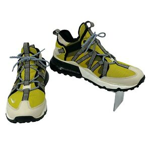 Nike Athletic Sneakers Men Size 12 Air Max 270 Bowfin Dark Citron Casual Fashion