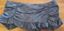 Betsey Johnson Swim Skirt Swimsuit Biking Bottom NEW NWT SZ Small Blue