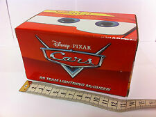Disney Pixar Cars RS Team Lightning McQueen Adult Collector / Sammelbox NEU/OVP