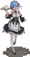 Good Smile Company Re:ZERO Rem 1/7 Scale Figure NEW from Japan