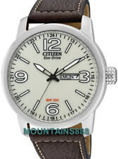 CITIZEN EcoDrive Watch,WR100,180DPowerReserve,ScrewCBack,Date/Day,Men,BM8470-03A