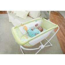 Fisher-Price Rock n Play Portable Bassinet for Baby - Green