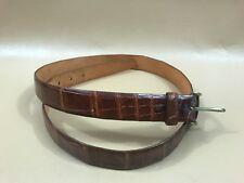 Martin Dingman Genuine Alligator Skin  Belt Size 95/38