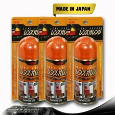 3PCS VANS Orange Tint Lens Tail Head Fog Coner Light Side Marker Painter Spray B