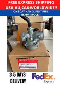 NEW HONDA GENUINE ATC70 1978-1985 OEM CARBURETOR ASSEMBLY - FREE SHIP