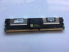 4x 1 GB Kingston kvr667d2d8f5/1g server-RAM ECC memoria pc2-5300