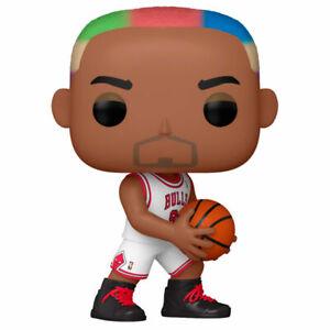 FUNKO POP 103  NBA Legends Dennis Rodman Bulls Home