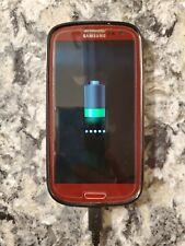 Samsung Galaxy S III SGH-I747 - 16GB - Garnet Red (AT&T) Smartphone
