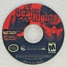 Dead to Rights for Nintendo GameCube Disc Only