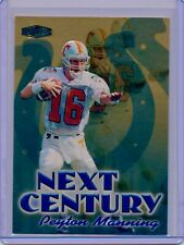 New listing 1998 Fleer Ultra Peyton Manning New Centry Rookie #2