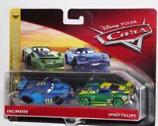 CARS 3 - ERIC BRAKER & SPIKEY FILLUPS -  Mattel Disney Pixar