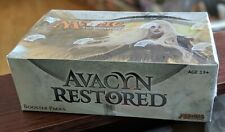 Magic Mtg Avacyn Restored Booster Box Factory Sealed English