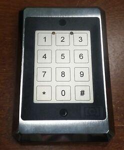 *NEW* IEI DesignSeries XTreme SSWFX Access Control Keypad