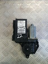 AUDI A4 B6 02-05 REAR PASSENGER SIDE WINDOW MOTOR MECHANISM 8E0959801A #h2