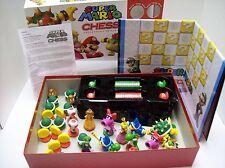 Super Mario Chess & Checkers Set Collector's Edition- EUC  - Rare