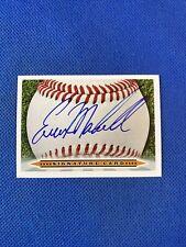 Evan Marshall Sweet Spot Signature Card Auto Signed Autograph