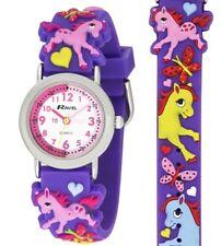 girls kids watch pony purple by Ravel R1513.70