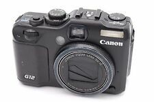 Canon PowerShot G12 10MP 2.8''Screen 5x Zoom Digital Camera