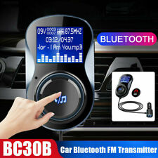 Wireless Bluetooth Car FM Transmitter 2 USB Charger Radio MP3 Player Handsfree