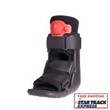 Procare XcelTrax Air Ankle Walker Brace / Walking Boot Small. HUGE Saving