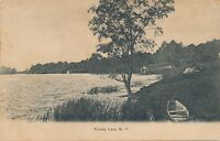 FINDLEY LAKE NY – Findley Lake - udb (pre 1908)