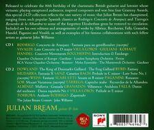 Julian Bream - The Essential Julian Bream (2013)  2CD  NEW/SEALED  SPEEDYPOST