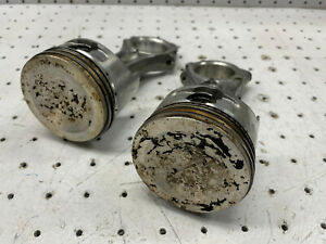 Briggs & Stratton 14hp Vanguard 294777 OEM Pistons Connecting Rods Set of Two
