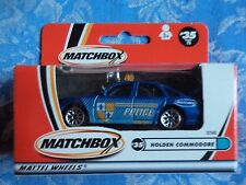 Matchbox Holden Commodore Police MB35