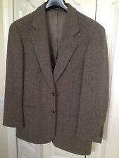 Hugo Boss EUC 38R Blazer 2 Button Sport Jacket 100% Wool Galilei Openweave