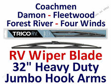 "Wiper Blade Coachmen Damon Fleetwood Forest River Four Winds RV 32"" 67324"