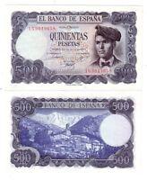 ESPAÑA 500 Pesetas 1971 S/C Jacinto Verdaguer