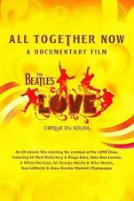 The Beatles Love: All Together Now - A Documentary Film (DVD, 2008)