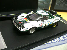 LANCIA Stratos HF Rally Safari 1975 #8 Waldegard Alitalia HPI RAR 1:43
