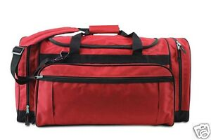 "Liberty Bags Explorer Large Duffle Gym Bag 3906 27"" x 13"" x 14"" Sports Travel"