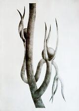 Lionni Leo (Amsterdam 1910-Radda in Chianti 1999) -Litografia- Ed. Grafica Uno
