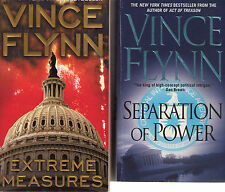 Partial Set Series - Lot of 14 Mitch Rapp HARDCOVERS by Vince Flynn (Fiction)