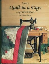 B007QZ7R1C Make a Quilt in a Day Log Cabin Pattern 3rd Edition (3rd Edition)