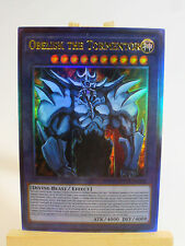 ~PROXY~ Orica Custom Obelisk the Tormentor Anime Effect Ultra Rare Egyptian God