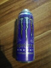 1 Volle Energy Drink Dose Monster Ultra Violet Mega Full Can Coca Cola USA