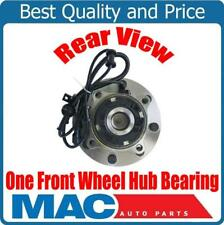 ONE 100% New Wheel Bearing Hub Assembly Rear Wheel Drive 99-04 F250 Super Duty