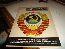 Revista Anticomunista Tarántula - Número Especial 40°Revolución Octubre 1957