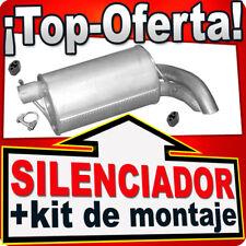 Silenciador Trasero FORD GALAXY SEAT ALHAMBRA VW SHARAN 1.9 2.0 TDi Escape FFD