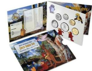 2013 UNCIRCULATED BABY MINT SET..DOT and the KANGAROO..AS NEW.