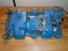 Dorman marine intake manifold Chevy small block V8 Chris Craft