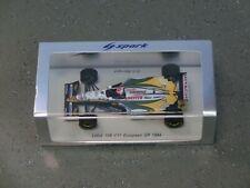 1/43 Spark S1678 Lotus 109 European GP 1994 Eric Bernard