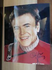 Star Trek Walter Koenig autograph