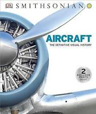 NEW Aircraft: The Definitive Visual History by DK