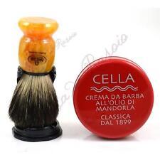 Pennello supporto OMEGA puro tasso sapone da barba cella 63325 63325a