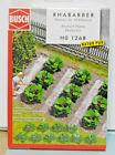 Busch 1268 HO Rhubarb Plants Kit  C-9 NIB